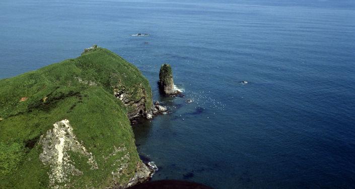 Остров Кунашир