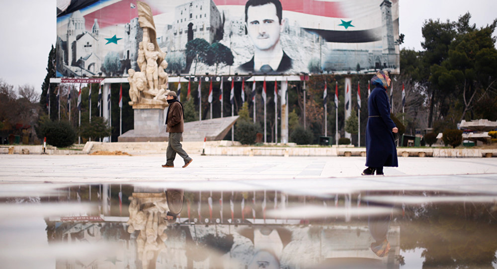 Alep, Syrie.