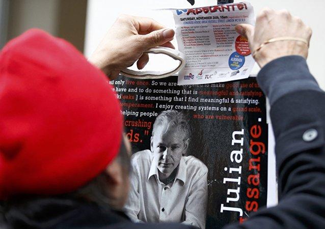 Assange refuse d'être extradé vers les États-Unis