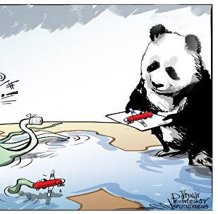 Le drone de l'US Navy capturé par la Chine