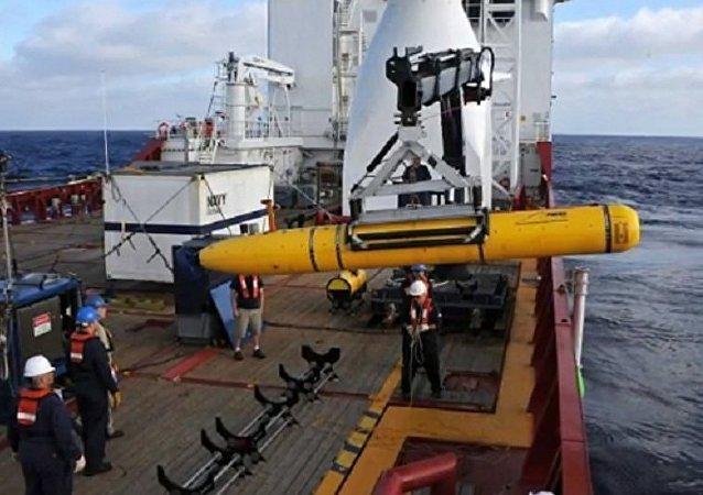 La Chine intercepte un drone sous-marin US en mer de Chine méridionale