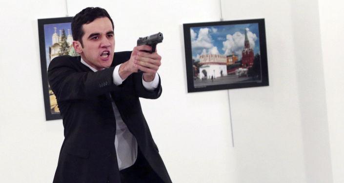L'assassin d'Andrei Karlov