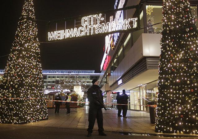 Le terroriste qui a frappé à Berlin retenu en Allemagne avant de commettre l'attentat