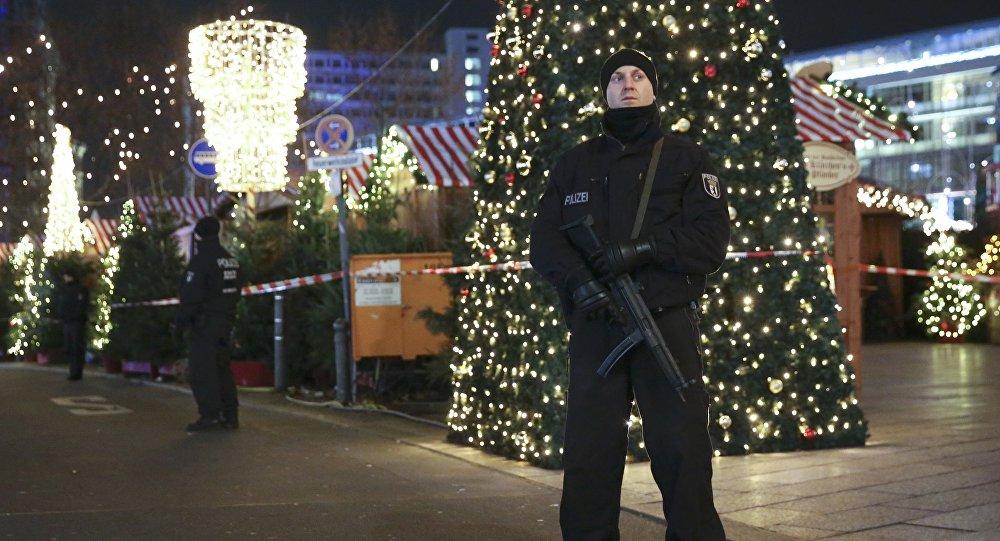 Le marché de Noël de Berlin visé par une attaque terroriste