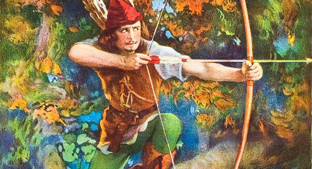 «Une bague de Robin des Bois» retrouvée dans la Forêt de  ~ Robin Des Bois Junior