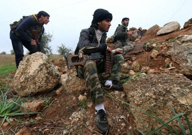 Des extrémistes d'al-Nosra, image d'illustration