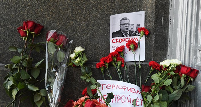 l'ambassadeur russe Andreï Karlov assassiné en Turquie