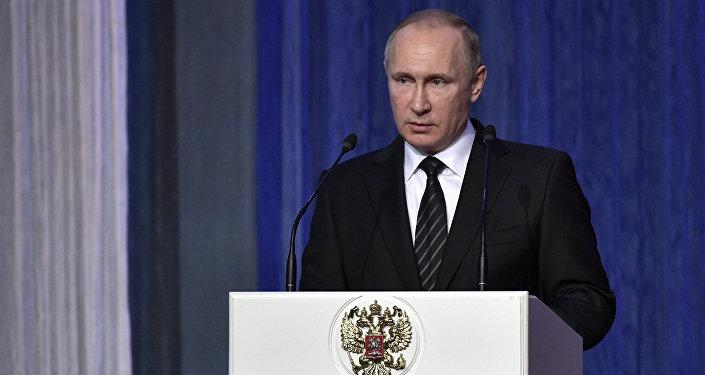 Poutine: la Russie et l'Europe doivent «s'unir dans la lutte contre le terrorisme»