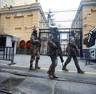 L'assassinat de l'ambassadeur russe revendiqué par le Front al-Nosra