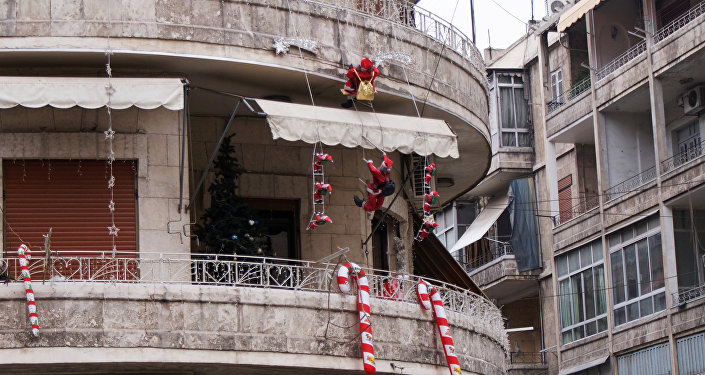 d'Alep et Noël