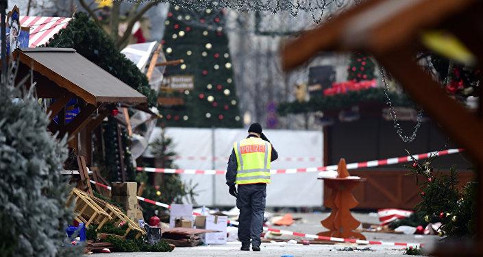 El día después del atentado terrorista en Berlín