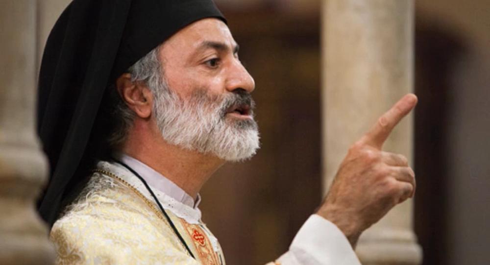 Le père Haddad: Les USA et l'Europe ne reconnaissent pas que «leurs mains sont maculées du sang syrien»