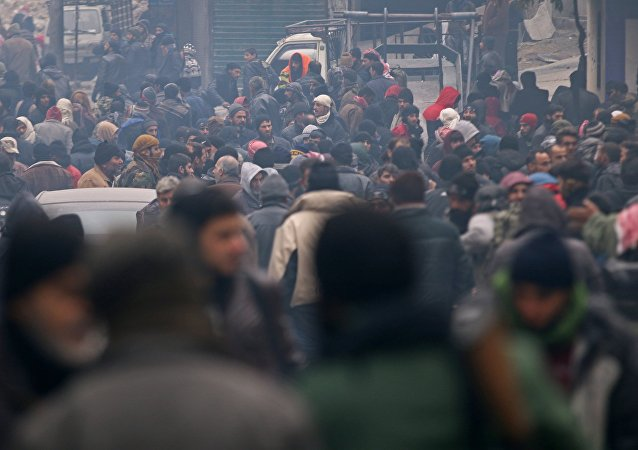 30.000 personnes ont quitté Alep-Est depuis le début de l'évacuation