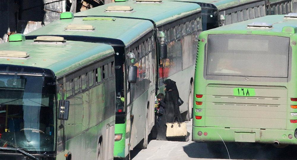 Des observateurs de l'Onu arrivent à Alep pour superviser l'évacuation de civils