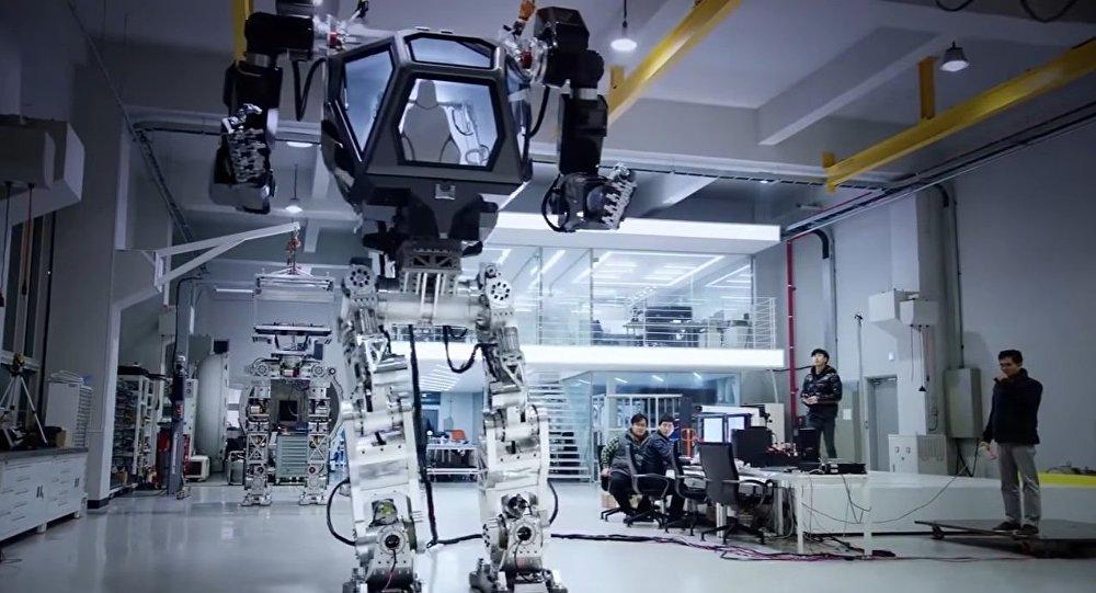 Ce Robot G Ant Pourrait Sauver L 39 Homme Sputnik France