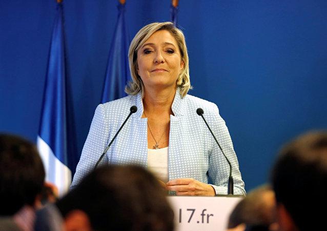 Marine le Pen: la France doit «quitter le commandement militaire intégré de l'Otan»