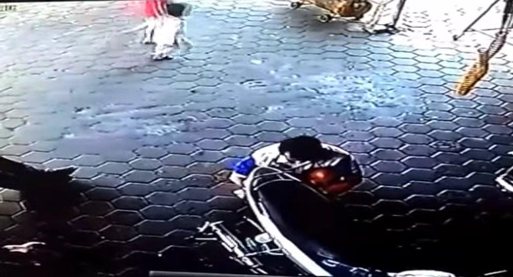 Sauvetage incroyable de deux enfants