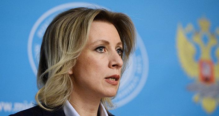Kiev se réjouit du crash du Tu-154, Zakharova riposte