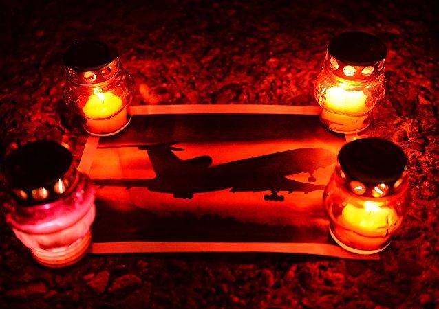 Crash du Tu-154: un groupe d'opposition syrien présente ses condoléances