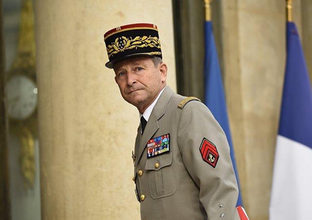 L'ancien chef d'état-major des armées, le général Pierre de Villiers