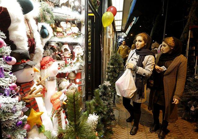 Ce que vous ignorez sur le mystère du Noël iranien