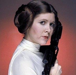 Carrie Fisher, inoubliable princesse de Star Wars