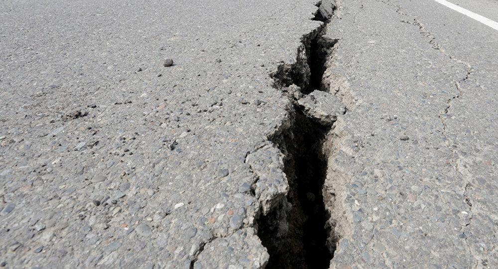 Un séisme en Indonésie