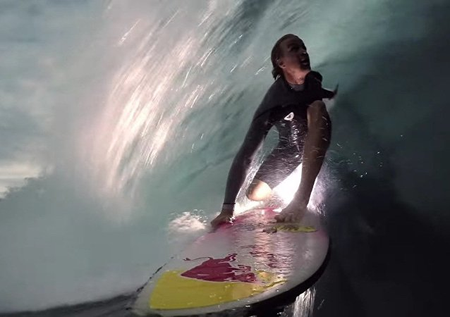 Surf nocturne