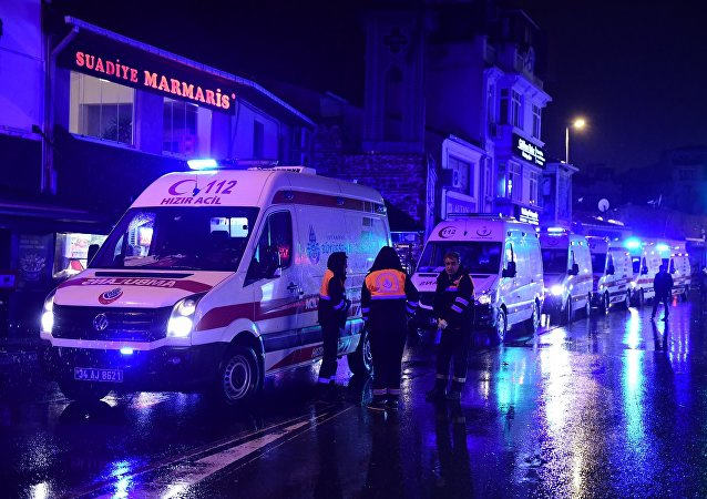 Istanbul: 35 morts et des dizaines de blessés dans une attaque contre une boîte de nuit