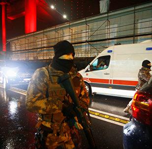 Un Ouzbek où un Kirghiz derrière l'attentat d'Istanbul