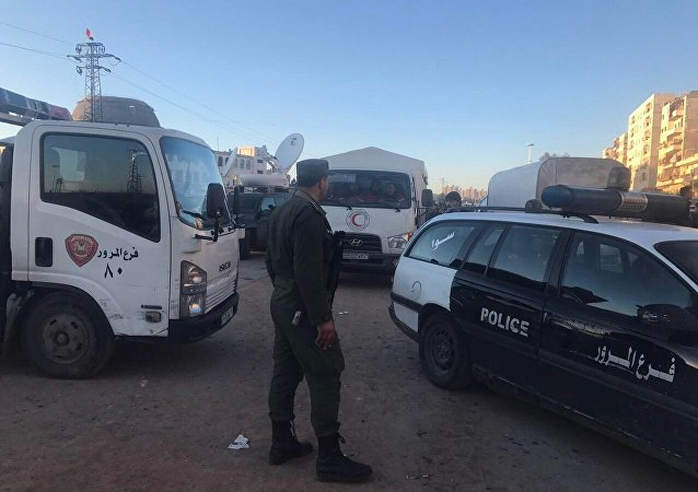 Police en Syrie