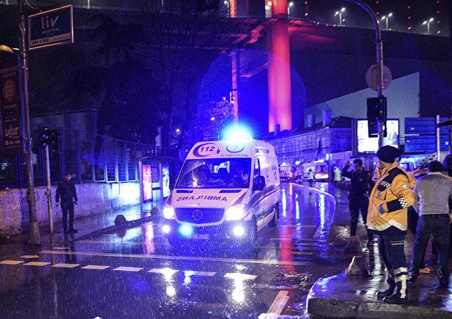 Le monde politique pleure les victimes de l'attentat à Istanbul