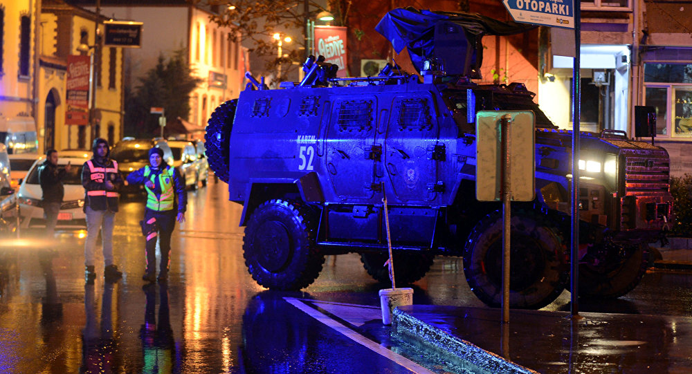 Attentat d'Istanbul: le club où a eu lieu la tuerie démoli