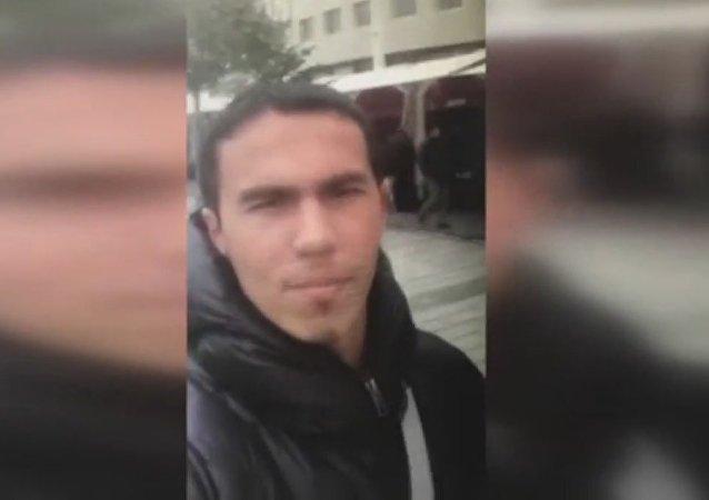 La police turque a publié une vidéo du tireur d'Istanbul