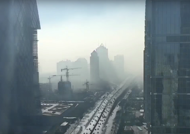 Apocalypse Now: l'horrible smog de Pékin en time-lapse