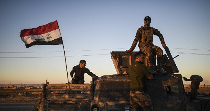 soldats irakiens