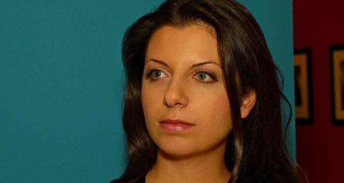 La rédactrice en chef de Sputnik et RT dévoile son «contact» au Kremlin