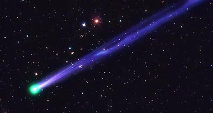 La comète 45P/Honda-Mrkos-Pajdusakova