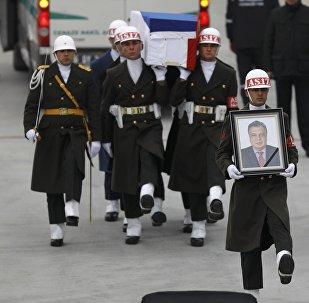 Ankara identifie cinq suspects liés à l'assassinat de l'ambassadeur russe en Turquie, Andreï Karlov