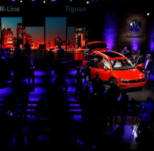 Volkswagen (image de démonstration)