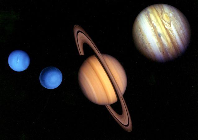 La mission spatiale des deux «Voyager» en images