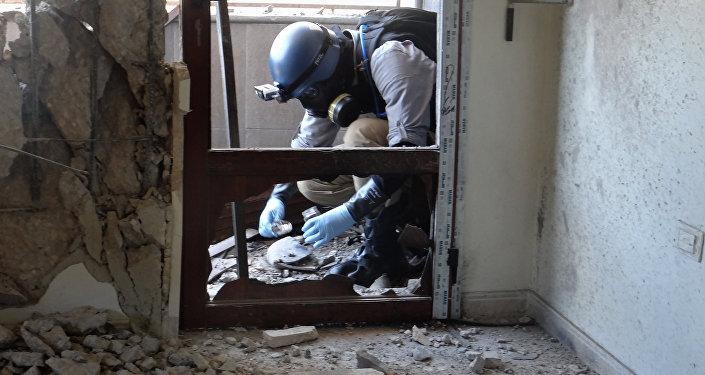 Moscou: les terroristes utilisent du sarin et de l'ypérite en Syrie et en Irak