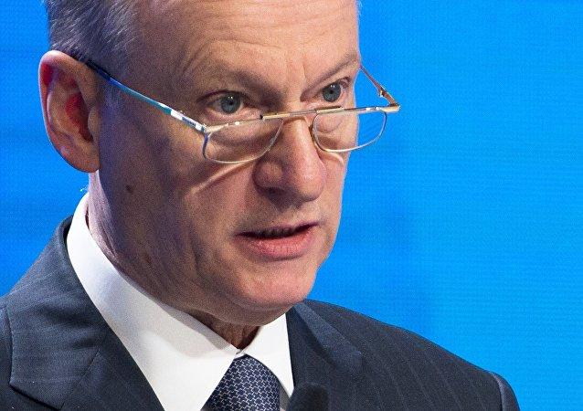 Le secrétaire général du Conseil de sécurité russe Nikolaï Patrouchev
