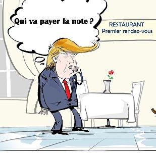 Trump: «l'Otan est obsolète»
