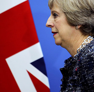 La première minisrte britannique Theresa May