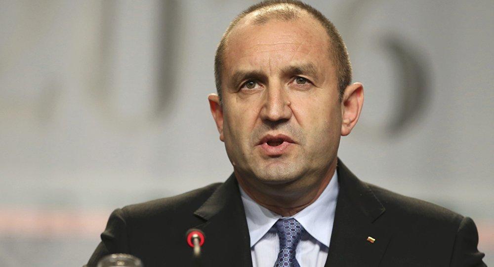 Le Président bulgare favorable à la levée des sanctions antirusses
