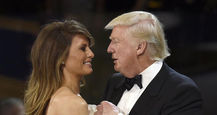 Trump et Melania