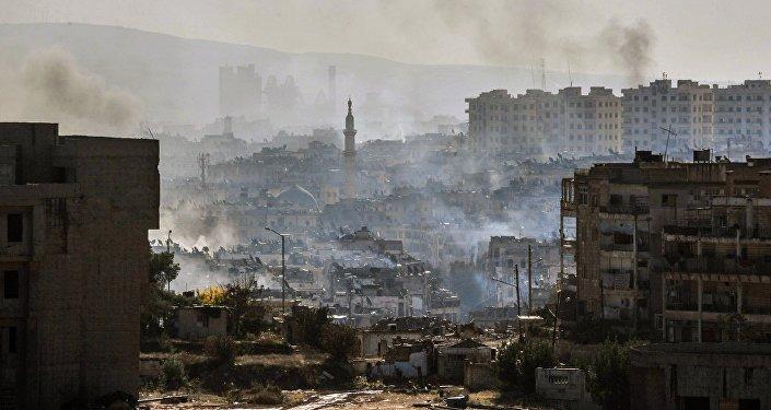 Syrie : l'attentat près d'Alep a finalement fait au moins 112 morts
