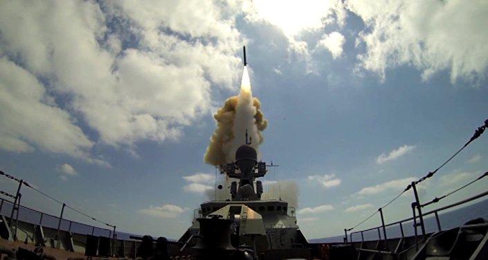 Le missile de croisière Kalibr