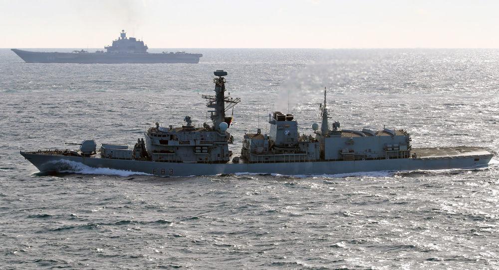 Grande-Bretagne. Des navires russes surveillés en Manche et Mer du Nord